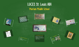 St. Louis ABI - Marian Middle School
