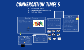 6 Fall Conversation Time