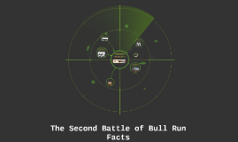The Second Battle of Bull Run Facts