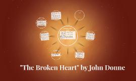"""""""The Broken Heart"""" by John Donne"""