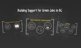Building Support for Green Jobs