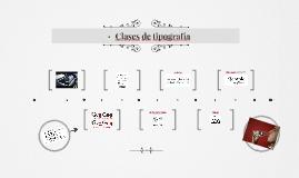 Copy of tipografias