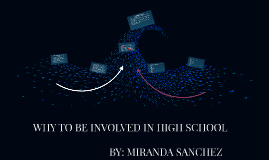 WHY TO BE INVOLVED IN HIGH SCHOOL