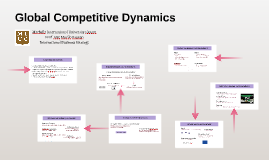 Global Competitive Dynamics