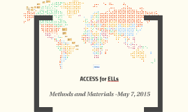 What is the ACCESS for ELLs?