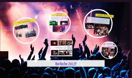 Bariloche 2013!