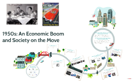 1950s: An Economic Boom and Society on the Move