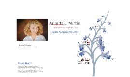 Portfolio January 2013