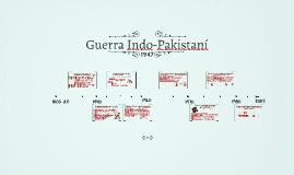 Guerras Indo Pakistaniii