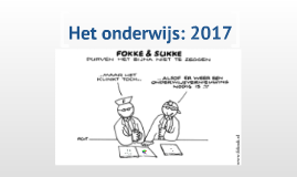 Copy of Nederlands onderwijssysteem: 2016