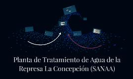 Planta de Tratamiento de Agua de la Represa La Concepción (S