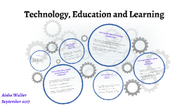 Technology, Education and Learning Modules 2017-2018