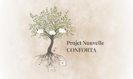 Projet Nouvelle CONFORTA