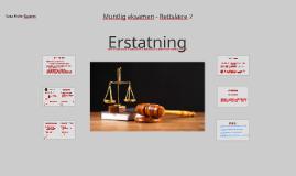 Muntlig eksamen - Rettslære 2