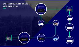 Copy of TENDENCIA PÁGINA WEB2016