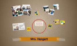Mrs. Hergert