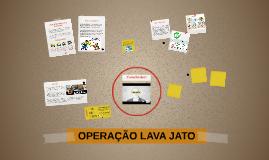OPERAÇÃO LAVA-JATO