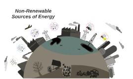 Non Renewable