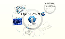 OpenFlow: HP Specifics