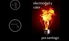 electricidad y calor