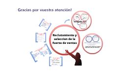 Copy of Reclutamiento y selección de la fuerza de ventas