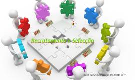 Recrutamento e Selecção