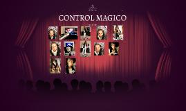 CONTROL MAGICO
