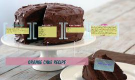 Copy of ORANGE CAKE RECIPE
