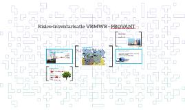 Risico-inventarisatie VRMWB - PROVANT