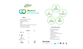 SIFMA CO2 Neutral Conferencing - Corporate Presentation