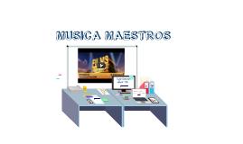 Copy of MUSICA MAESTROS
