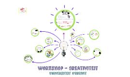 Creativiteit Workshop