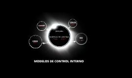 Copy of MODELOS DE CONTROL INTERNO