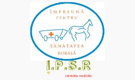 Impreuna pentru Sanatate Rurala