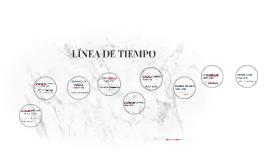 Copy of LÍNEA DE TIEMPO