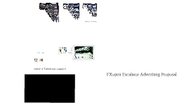 FXOpen Escalator Advertising Proposal