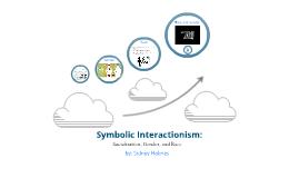Symbolinen Interaktionismi