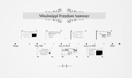 Mississippi Freedom Summer