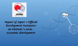 Impact of Japan 's official development assistance on Vietna