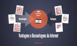 Vantagens e Desvantagens da Internet