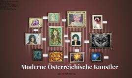 Copy of Moderne Österreichische Kunst