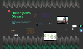 Copy of Huntington's Disease