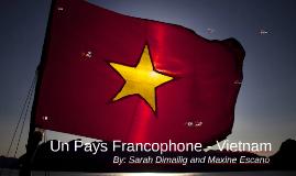 Un Pays Francophone