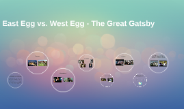 Copy of East Egg vs. West Egg - The Great Gatsby