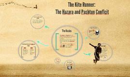 The Kite Runner: The Hazara and Pashtun Conflcit