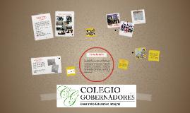 Colegio Gobernadores