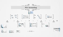 History of PSA