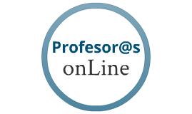 Profesores online