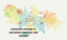 Presentasi Prakerin PT. Karyasindo Samudera Biru Shipyaard