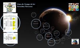Copy of Línea de tiempo de la historia de los Derechos Humanos